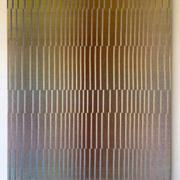 Double Weave 2020 II. 95 x 120 cm.