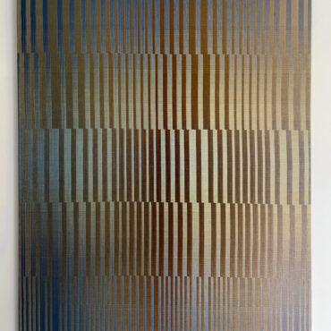 Double Weave 2020 I. 95 x 120 cm