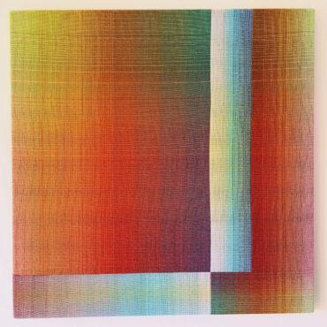 Double Weave 2020 V. 50 x 50 cm.